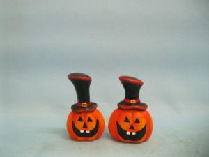 Halloween Pumpkin Ceramic Arts and Crafts (LOE2382-A6.5)