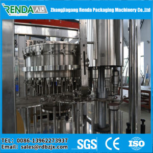 Dcgf12-12-6 Plastic Bottle Carbonated Drink Filling Bottling Machine pictures & photos