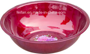 Powder Coated Edged Rolled Bowl with Colofull Powder Coated Finish Coating pictures & photos