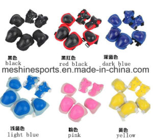 Kids Children Extreme Sports Skate Protective Gear Elbow Pad, Knee Pad (6PCS) pictures & photos