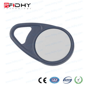 Rewritable ABS Waterproof T5577 RFID 125kHz Keyfob pictures & photos