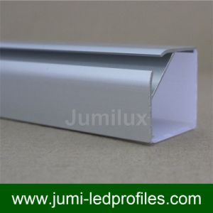 Angle Shaped LED Aluminium Profile 20mm Width pictures & photos
