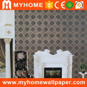 Textile Wallcovering, Wall Paint, Foaming PVC Wallpaper pictures & photos