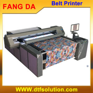 Digital Pigment Printing Machine with Epson 5113 Heads pictures & photos