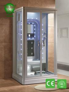 Shower Room Enclosure Massage Jets & Steam SPA Sauna 2 Year Warranty
