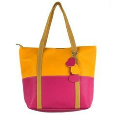 Sweet Blend Candy Color New Fashion Women Leather Handbags (BDMC003) pictures & photos