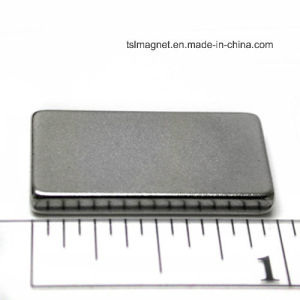 Sintered Permanent Rare Earth Bar Neodymium Magnets Plated Ni pictures & photos