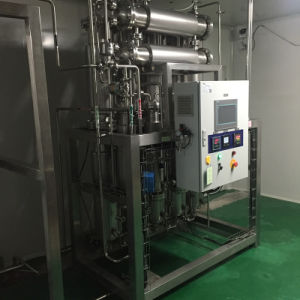 GMP/USP Stainless Steel Pharmaceutical Production Water Filter System Cj111 pictures & photos