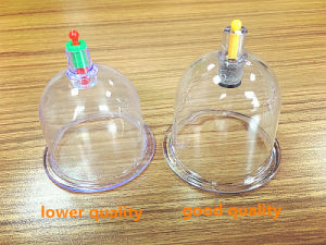 Cheapest Good Quality Cupping Hijama/Cupping/Cupping Cups pictures & photos