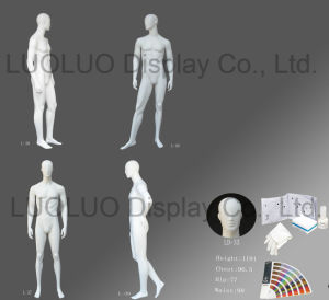 High Grade Male Mannequin for Store Dress Display