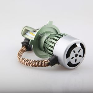 LED Lamp Replace HID Xenon, Hottest Auto H4 LED Headlight pictures & photos