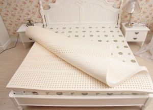 Natural Latex Healthy Mattress pictures & photos