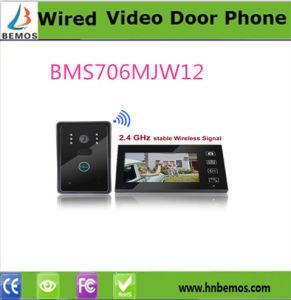 Wireless Video Doorphone for Single Villa Intercom Doorbell pictures & photos