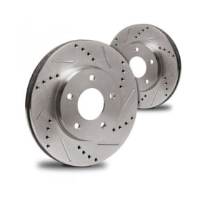 Drilled & Slotted Performance Brake Disc pictures & photos