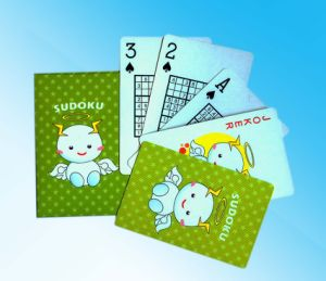 Manufacturer Supply Paper Educational Card with Picture Yh26 pictures & photos