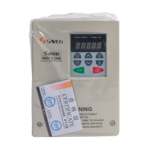 Wide Application Vector Control AC Variable Frequency Drive/AC Inverter pictures & photos