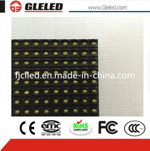 Outdoor High Quality P10 Single Yellow Color Display Module pictures & photos