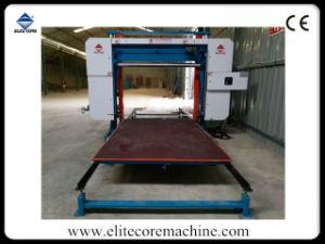 Automatic Horizontal Foam Sponge Mattress Cutting Machine pictures & photos