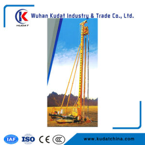 Walking Long Spiral Drilling Rig 400mm-600mm with Hydraulic Hammer pictures & photos