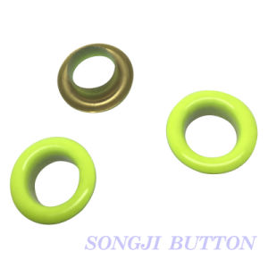 Fashion Metal Round Eyelet for Garment Accessories pictures & photos
