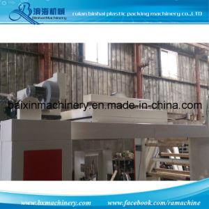 Chamber Doctor Blade Plastic Film Flexographic Printing Machine pictures & photos