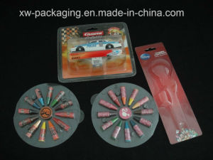 Transparent Blister Packing Tray for Crayon pictures & photos