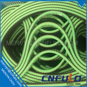 Red, Green, Black, White, Grey, Blue Coating Timing Belt pictures & photos