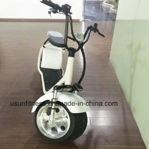 Fast Speed Electric Motorcycle1000watt with Lithium Battery pictures & photos