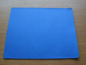 Customized Rubber Mouse Pad for Advertising or Promotional Gift pictures & photos