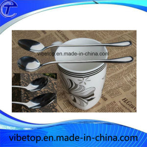 Cheap Price Stainless Steel Tea/Coffee/Ice Cream Spoon pictures & photos