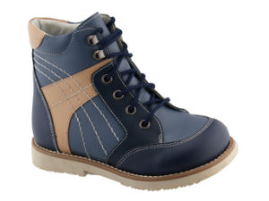 Comfortable Support Shoes Kids Corrective Shoes pictures & photos