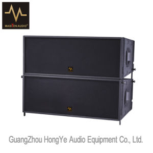"La-3212 2X12"" Two Way Passive Line Array Professional Audio Loudspeaker pictures & photos"