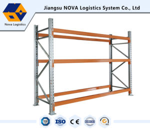 Heavy Duty Stackable Steel Pallet Rack for Warehouse Storage pictures & photos