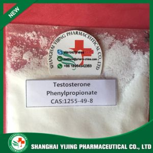 100% Guaranteed New Arrival Steroids Testosterone Phenylpropionate CAS: 1255-49-8 pictures & photos