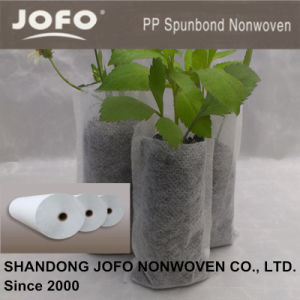 White PP Spunbond Nonwoven Fabric for Weed Barrier pictures & photos
