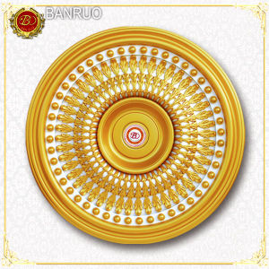 Banruo Artistic Goldrn Ceiling Panel for Home Decorations. pictures & photos