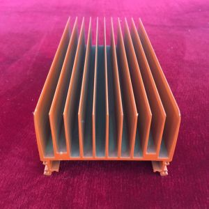Factory Powder Coating Aluminium Heat Sink pictures & photos
