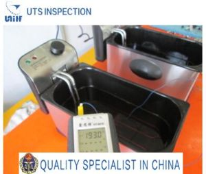 Deep Fryer Quality Control and Inspection Service China pictures & photos