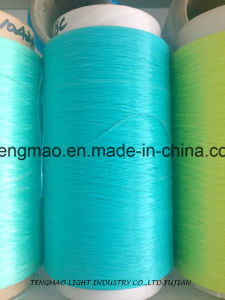 450d Green FDY PP Yarn for Webbings pictures & photos