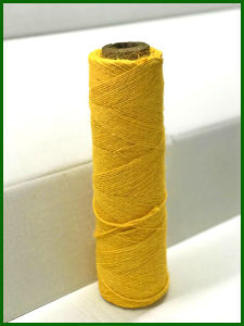 Eco Colorful Jute Twine for Artwork Making pictures & photos