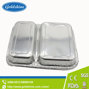 Eco-Friendly Household Aluminum Foil Container (F3214) pictures & photos