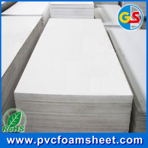 Rigid PVC Foam Board for Cabinet Kitchen pictures & photos