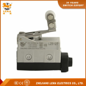 Lema Short Roller Lever 10A 250VAC CCC Ce Lz5127 Sealed Limit Switch pictures & photos