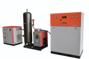 Compact Skid Psa Nitrogen Generator for Laser Cutting pictures & photos