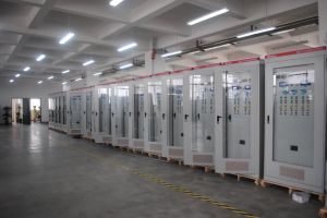 GGD\GCS AC380V Low Voltage Metal-Enclosed Switchgear Cabinet pictures & photos