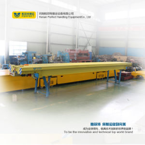 Low Voltage Heavy Load Transfer Cart 300 Loading Capacity pictures & photos