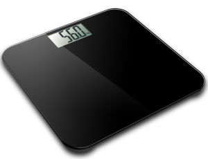 Large LCD Size 81*45 mm Bathroom Scale (81500L) pictures & photos