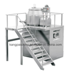 kHz-D High Platform Wet Type Mixing Granulator pictures & photos