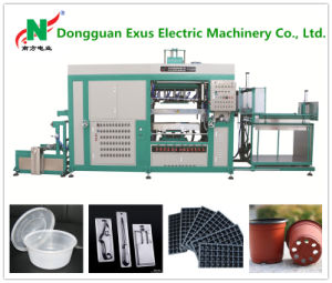 Heigh Speed Automatic Plastic Blister Vacuum Forming Machine