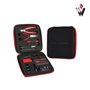 2016 Vivismoke Hot Selling Coil Master Tool Kit V2 DIY Kit New Coil Master Tool Kit 2.0 for Rda Rba Atomizer Rebuilding Vape Mod
